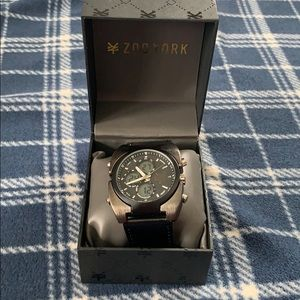 Gently used men Zoo York watch